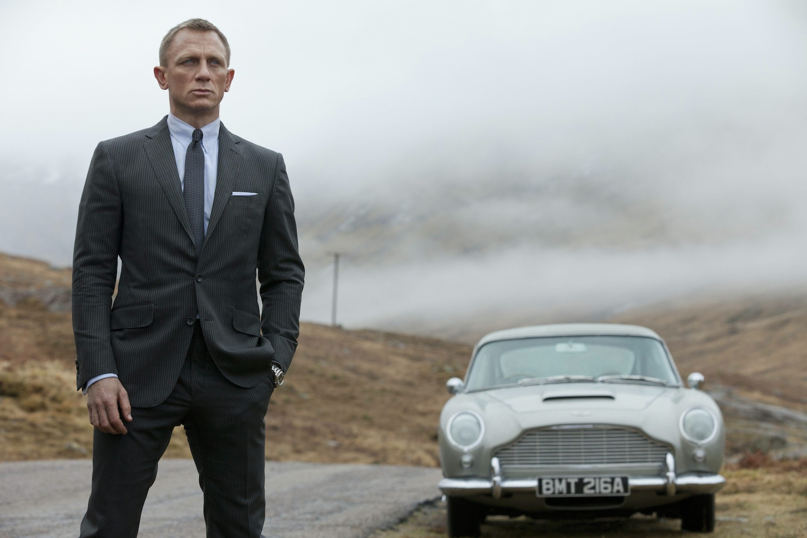 Daniel Craig-haters