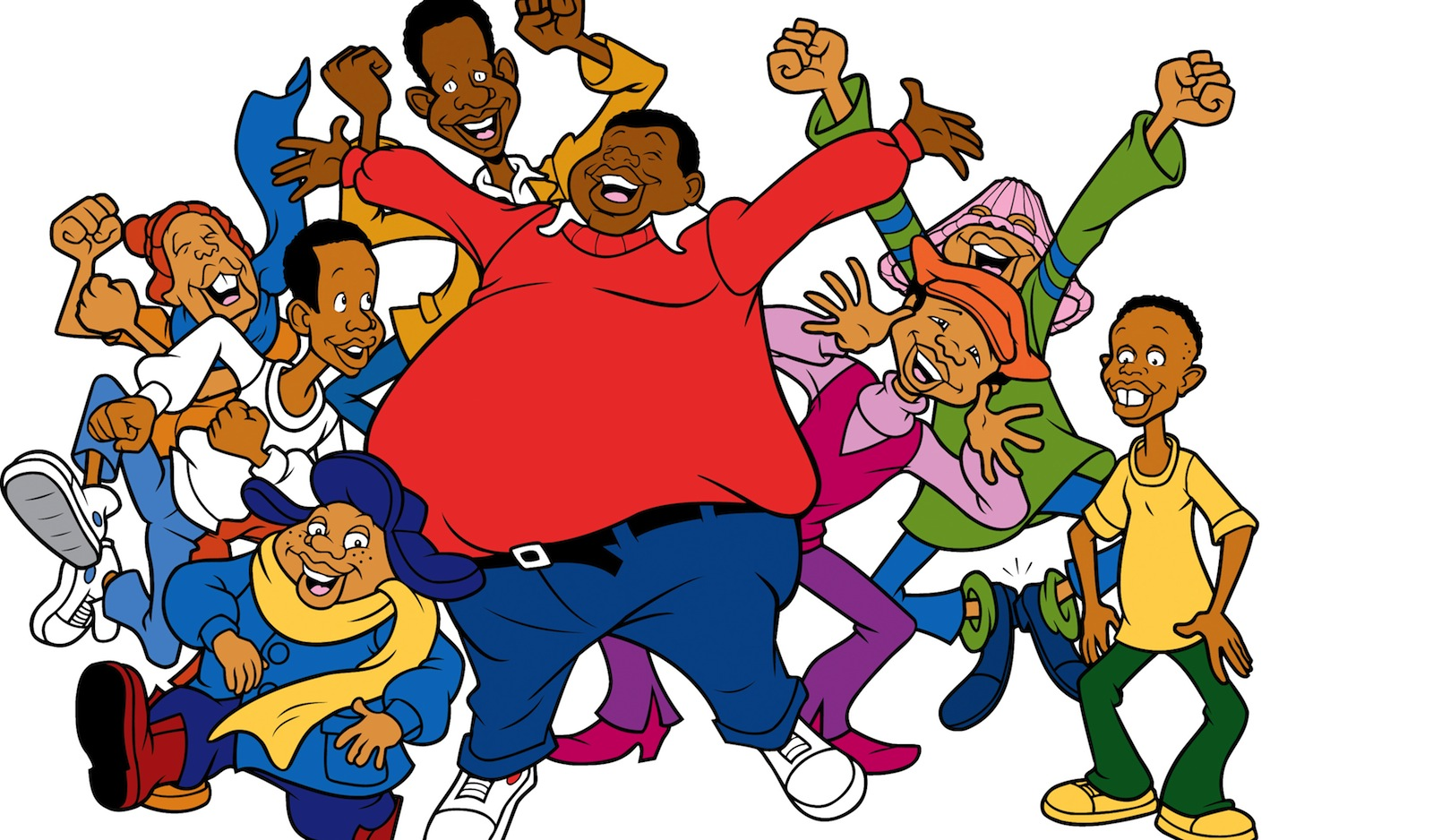 Fat Albert Sounds 21