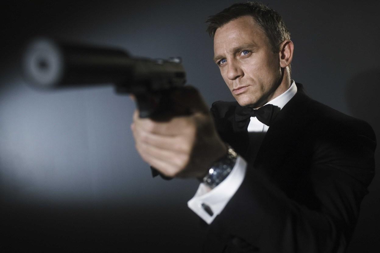 Daniel Craig - New James Bond movie Casino Royale_haters